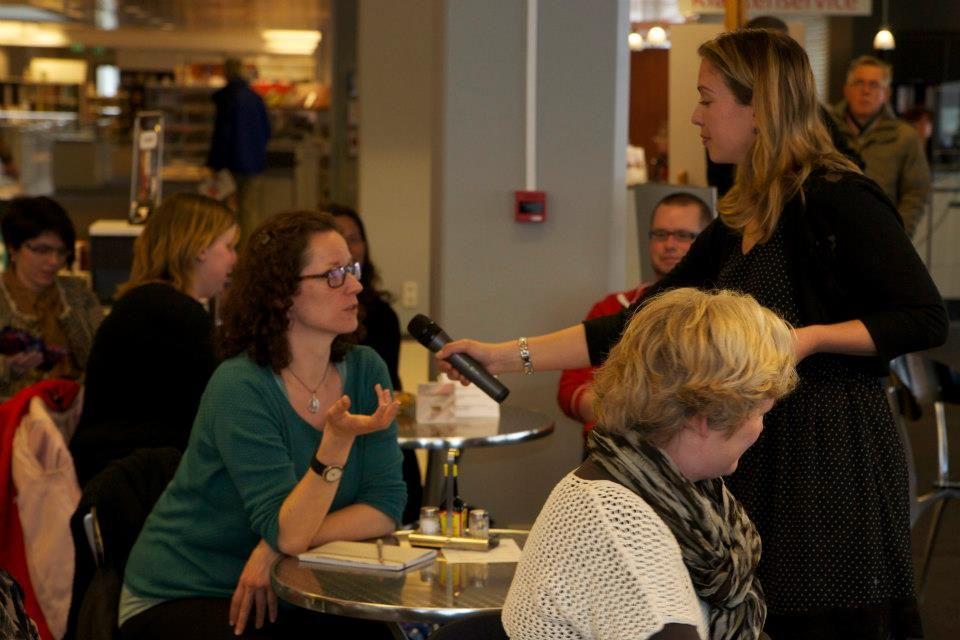 Face to Face | Zeeuwse Bibliotheek | Social Media | Interactie in Zeeland