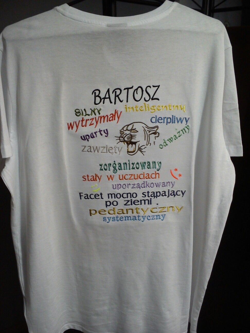 Napis Na Koszulce With Images Koszulki Uczucia
