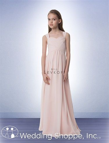 Bill Levkoff Junior Bridesmaid Dress