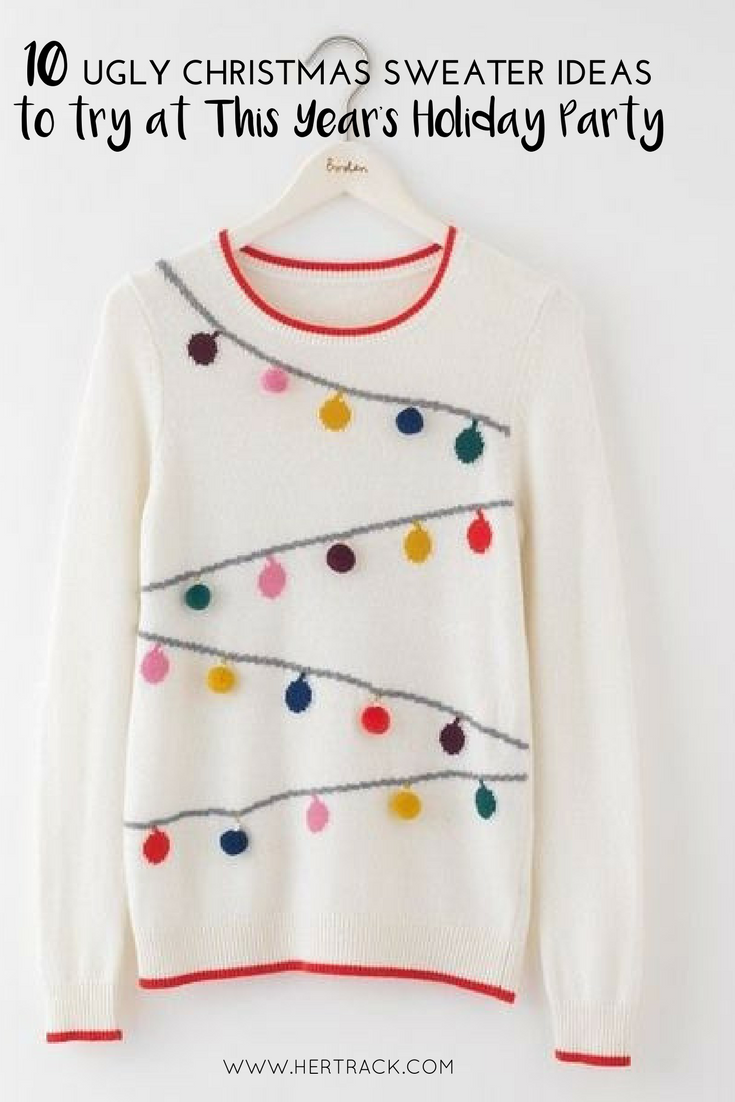 Christmas sweaters you HAVE to try this holiday season. Ugly ...