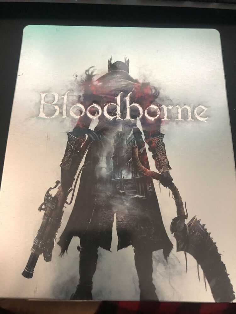 Bloodborne Collectors Edition Ps4 Playstation Game And Guides