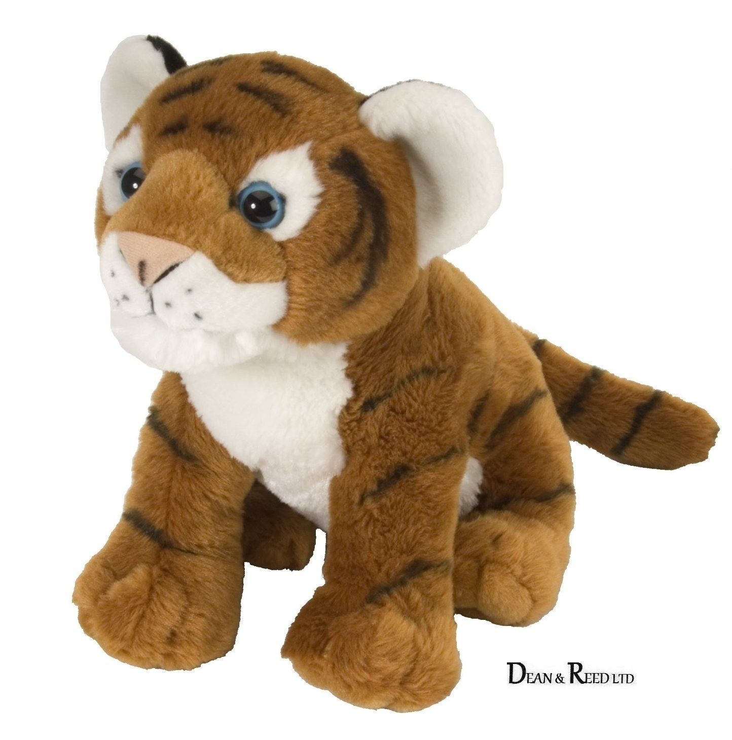 "Wild Republic Cuddlekins 12"" Tiger Baby Plush Soft Toy"