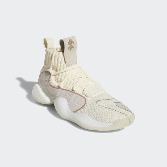 Crazy BYW X Shoes Cream White 10.5 Mens   Cream shoes