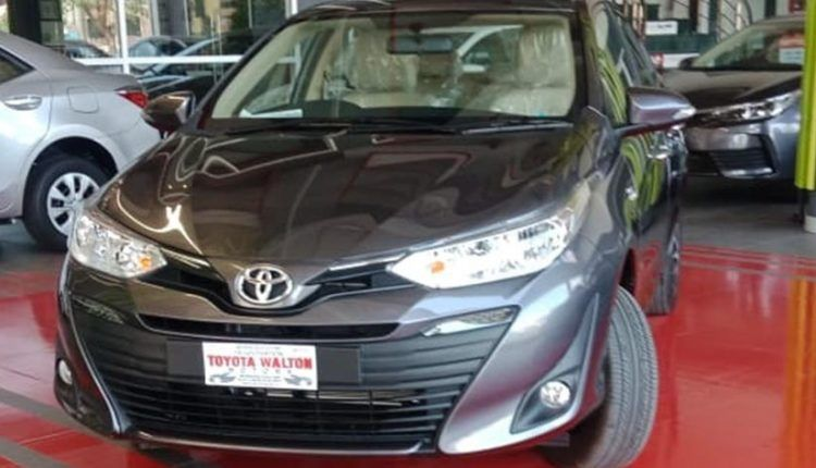 Toyota Yaris 1 5l Ativ X Cvt Unveiled In 2020 Toyota Yaris Sports Car