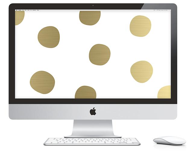 Oh So Lovely Free Polka Dot Desktop Wallpapers Computer Wallpaper Desktop Wallpapers Desktop Wallpaper Free Desktop Wallpaper