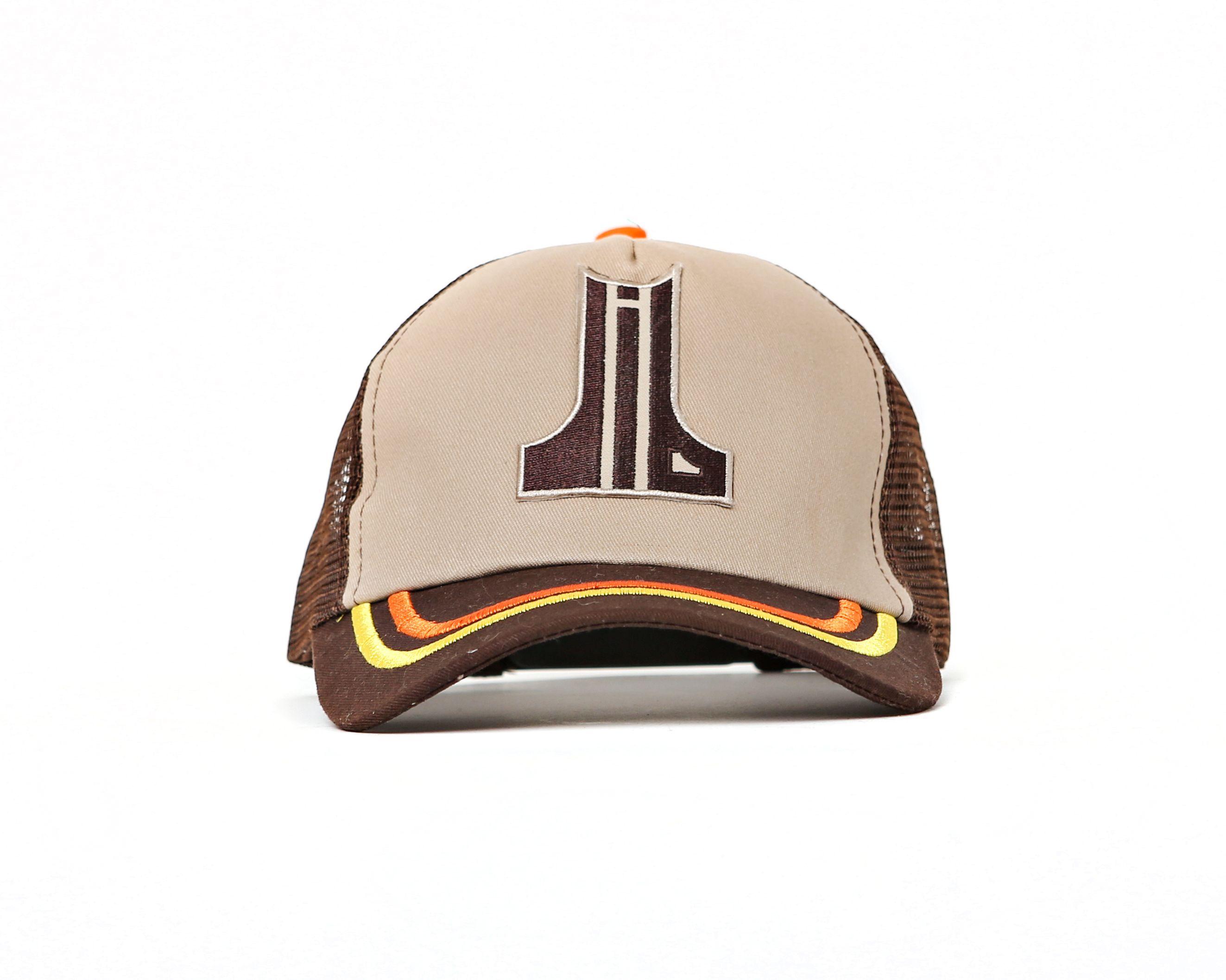 """10-4"" Retro trucker hat"