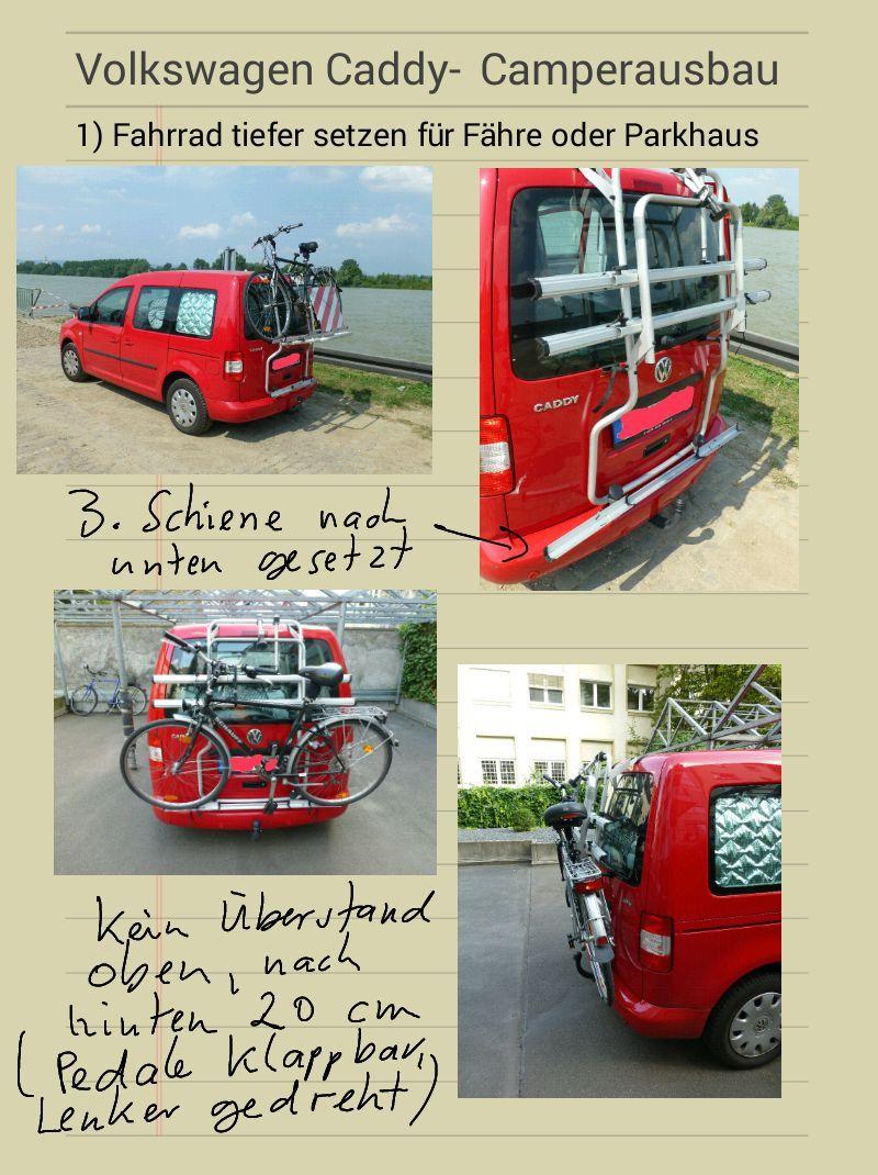 volkswagen caddy eigener camperausbau 01 caddy maxi. Black Bedroom Furniture Sets. Home Design Ideas