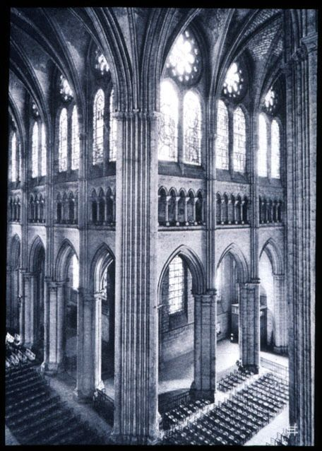 Interesting facts about Chartres Cathedral