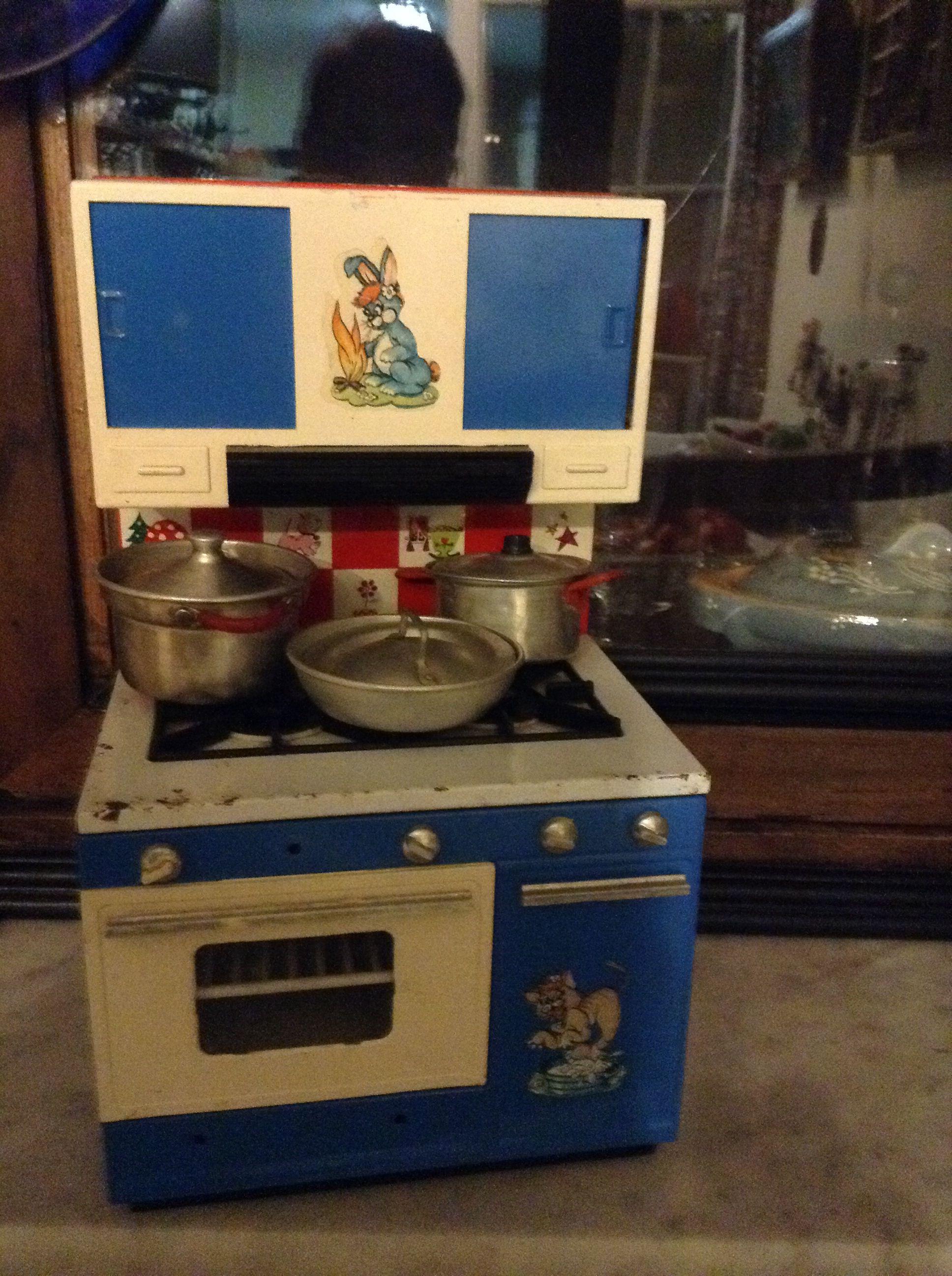 Colccionando cocinitas