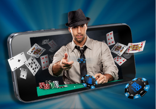 888poker iPhone app has Texas Hold'em Cash Games & Sit'n