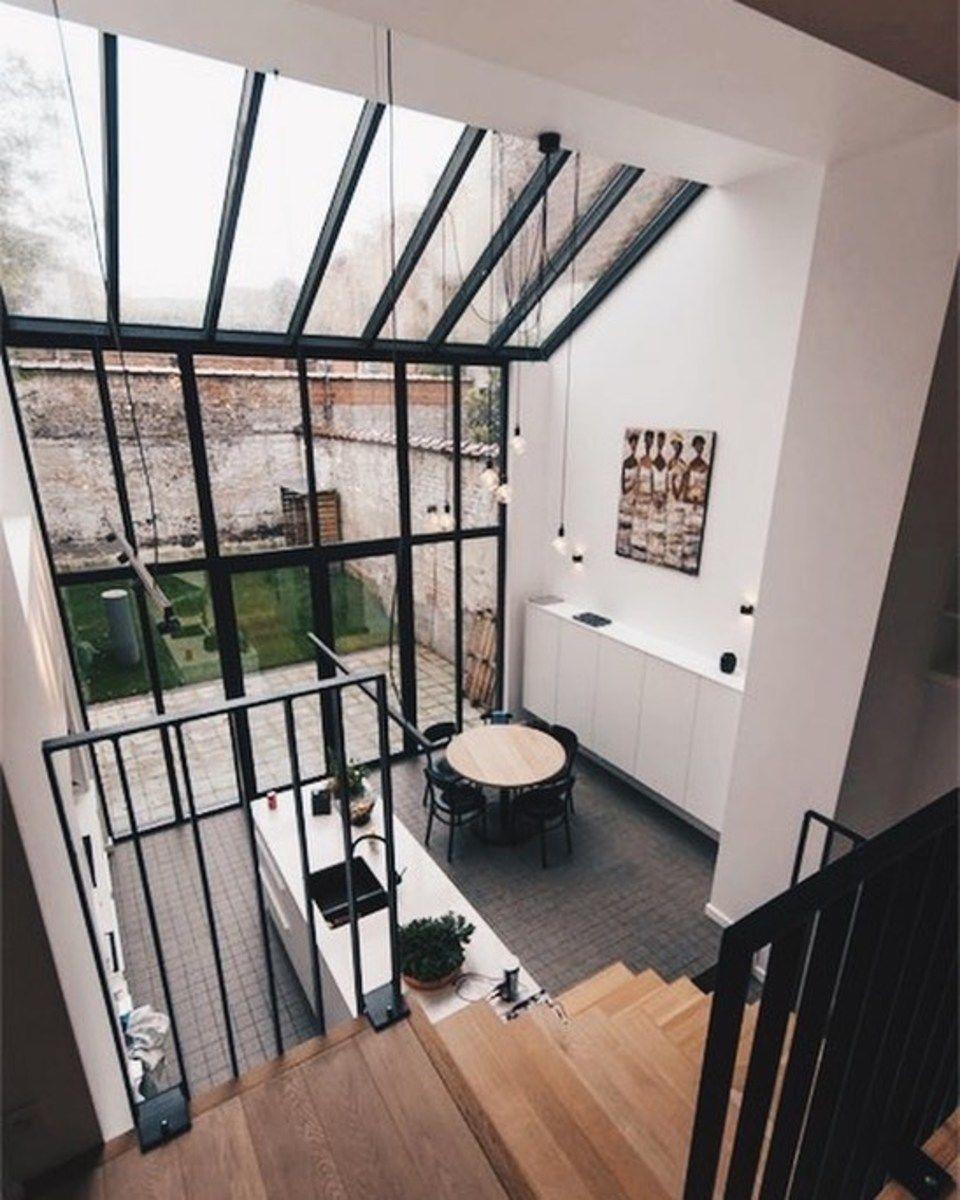 Minimal Interior Design Inspiration #minimalinteriors