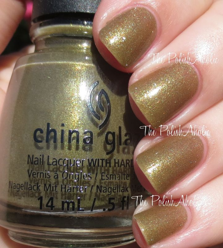 Mind The Gap ~ Fall 2014 All Aboard Collection | China Glaze ...