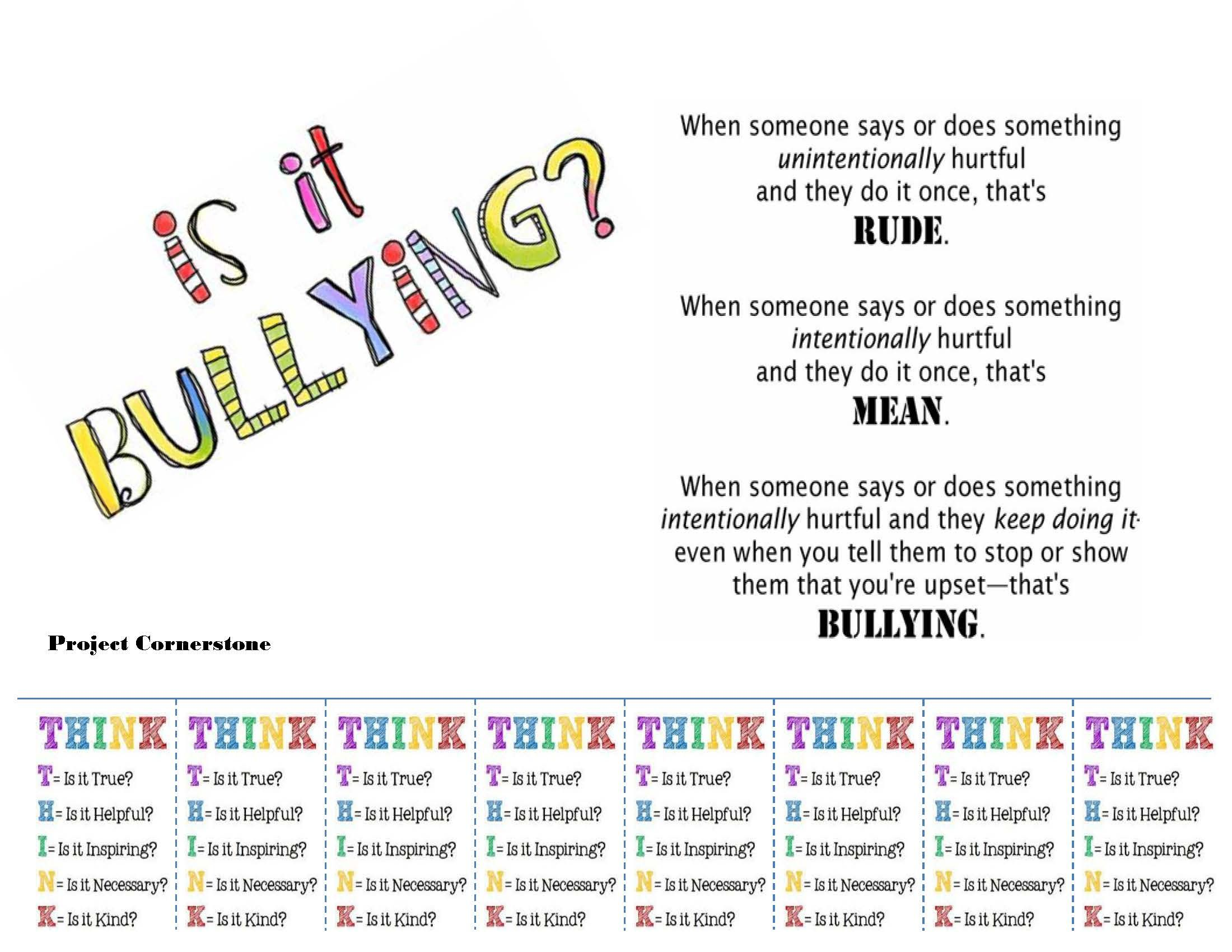 Poster To Use At School