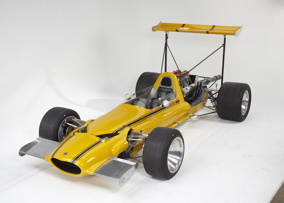 1969 Cooper T90 F5000 (With images) Classic cars online