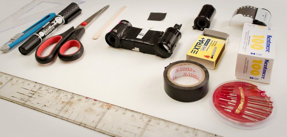 Construir una cámara pinhole para entender la esencia de la fotografía