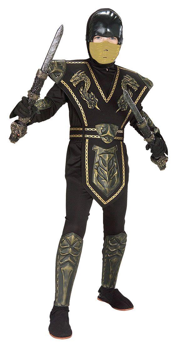 Costume ninja 16 ans