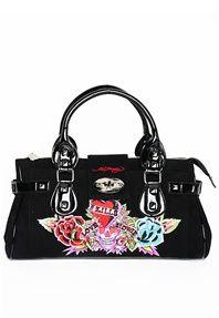 5682c260ab 3 this Ed Hardy handbag!