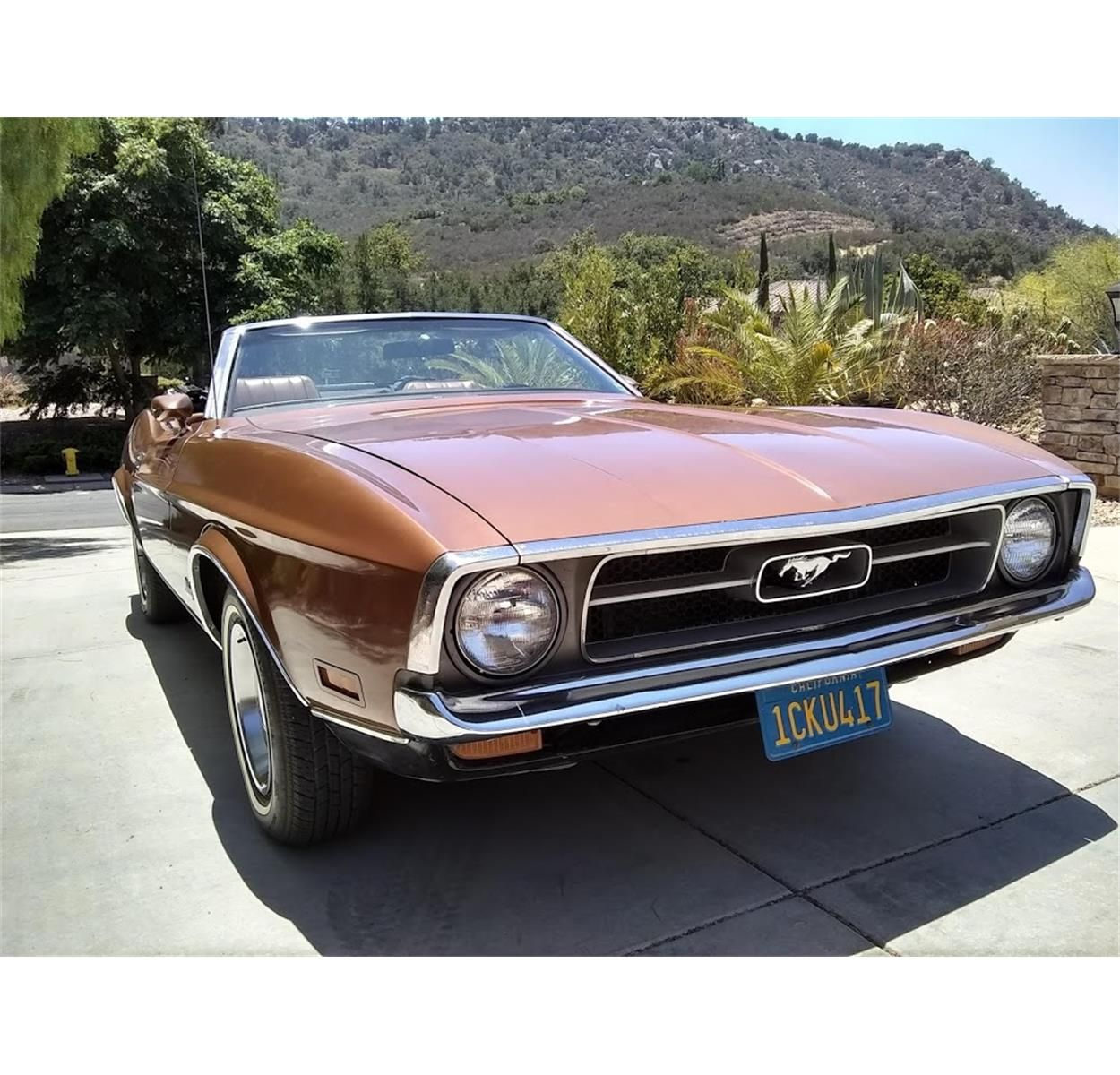 Photo of '72 Mustang OU6D Ford mustang, Mustang