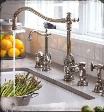 Captivating Waterstone Annapolis Kitchen Faucet Kitchen Faucets