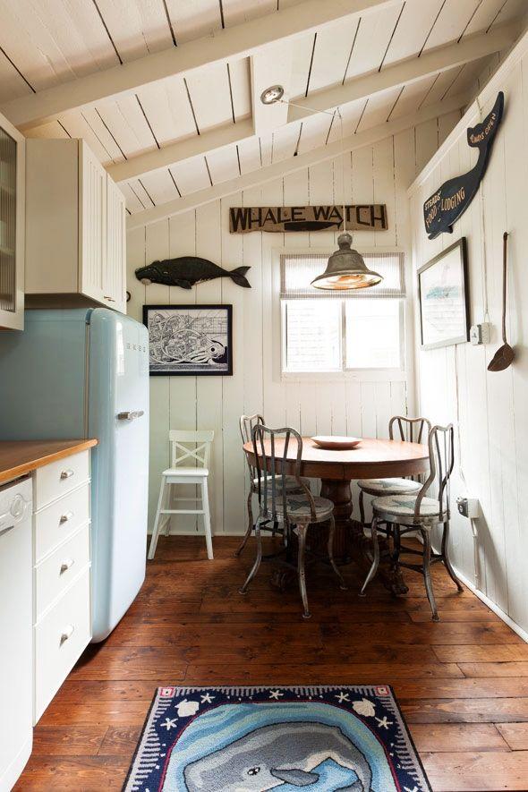 Cottage Decorating Interior Style Coastal Cottage New