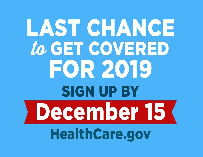America Has Deadlines To Sign Up For Healthcare Affordable