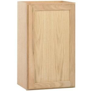 18x30x12 In Wall Cabinet In Unfinished Oak W1830ohd At The Home Depot Tablet Kitchen Cabinet Storage Bathroom Wall Cabinets Cabinet