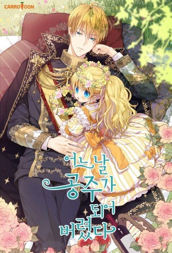 Suddenly Became a Princess One Day Manga Anime princess