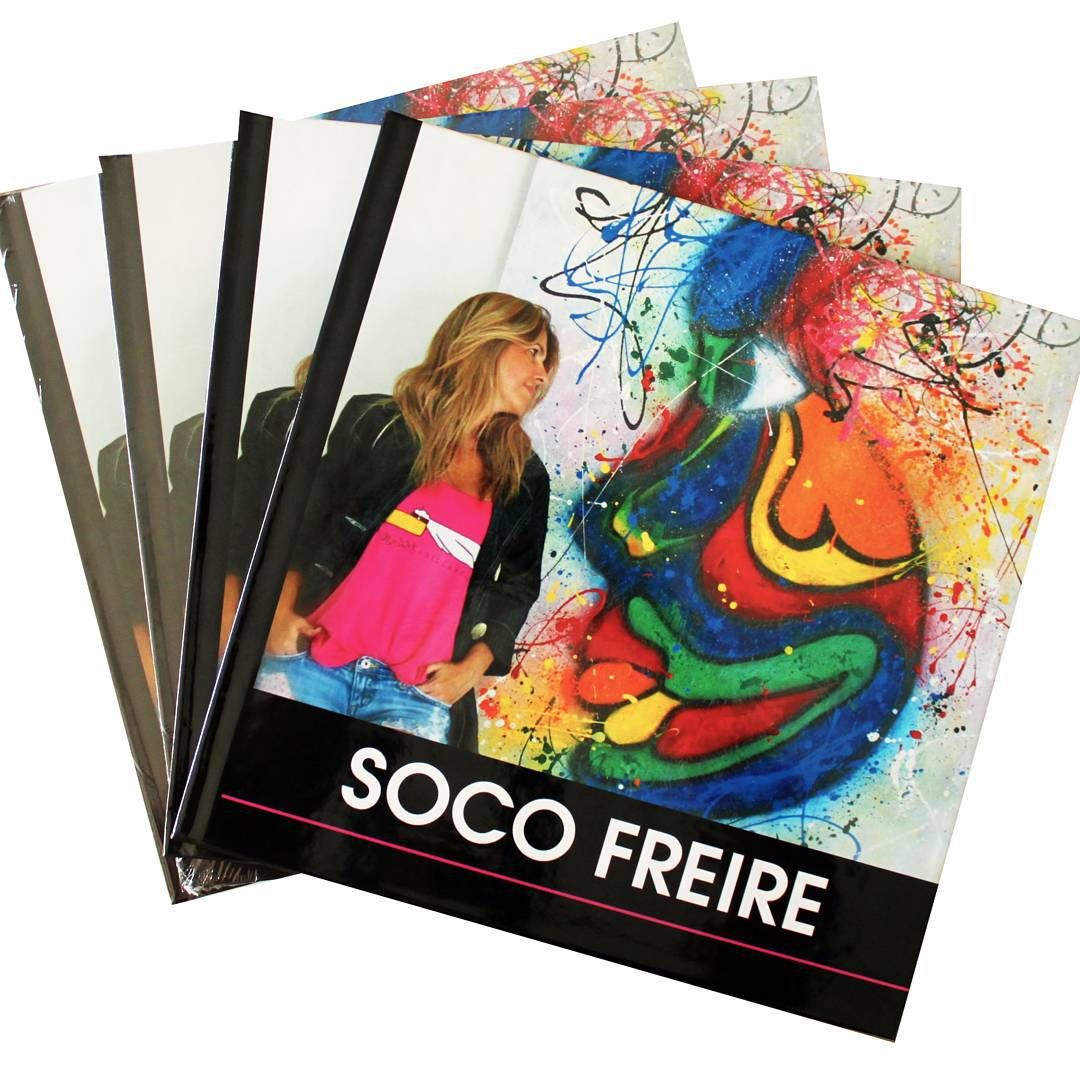 NEW Album arrived!! Available online  Limited Edition Autographed Album A Beautiful autographed album by artist Soco Freire. Hardcover 12 by 12 inches album containing 22 pages full color, high-quality print with artist artwork and important moments in her career. www.socofreire.com/shop/