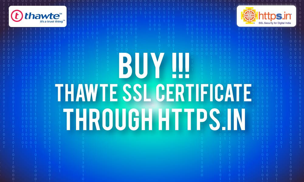 Buy Ssl Certificate From Http Httpsin Ssl Thawte Cheap