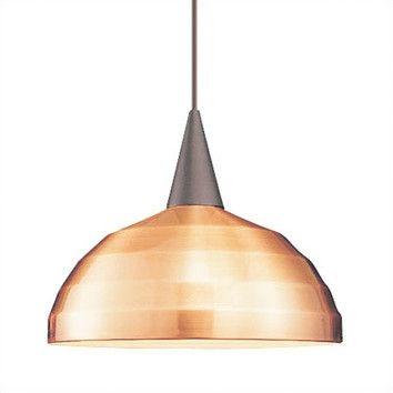WAC Lighting Industrial 1 Light Pendant Shade