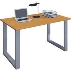 Vcm my office Lona Schreibtisch buche rechteckigBü coffee tables for christmas Schreibtische  Arbeitstische
