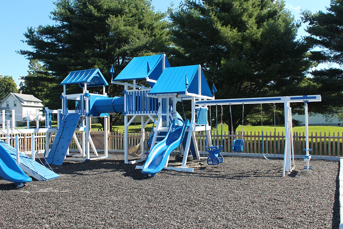 Pin On Swing Sets And Outdoor Play Stations