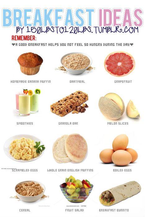 Healthy Breakfast Ideas Health Fitness Healthy Foods To Eat