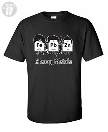 Heavy metals periodic table science and nerd very funny t shirt xl heavy metals periodic table science and nerd very funny t shirt xl black birthday urtaz Gallery