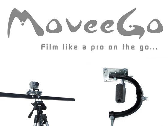 MoveeGo Film like a pro on the go... by Sylvain Lepoutre