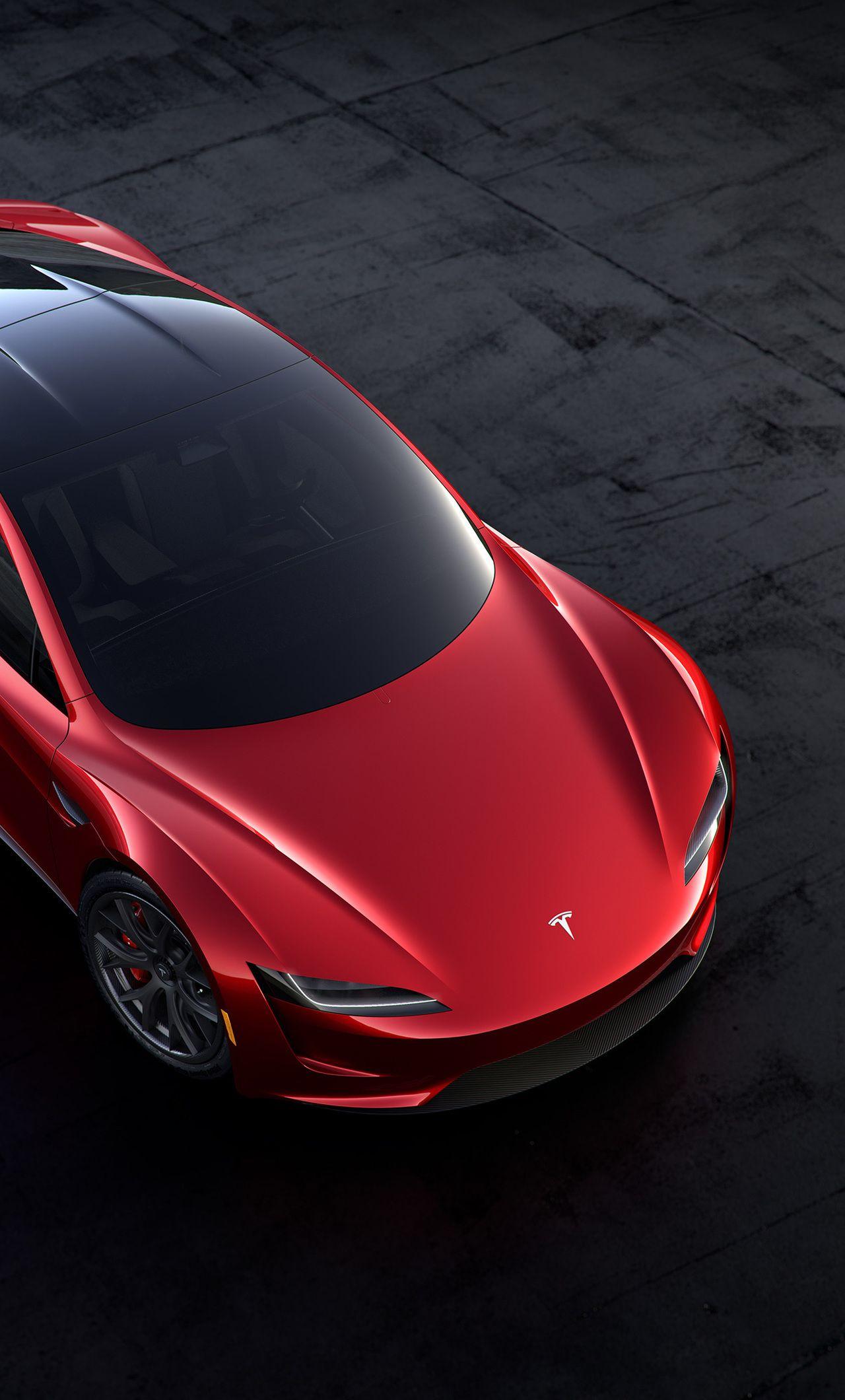 Tesla Roadster Wallpaper Mobile YME · Cars Desktop HD