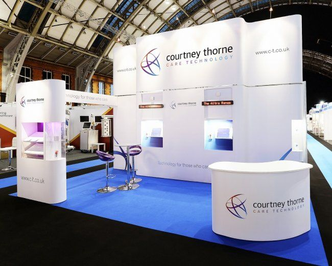 Portable Exhibition Stand Design : Exhibition stands design and build freedom hire or