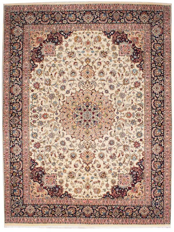 Buy Tabriz Persian Rug 9 39 10 Quot X 12 39 11 Quot Authentic Tabriz Handmade Rug Scandinavian Rug Persian Rug Rugs On Carpet