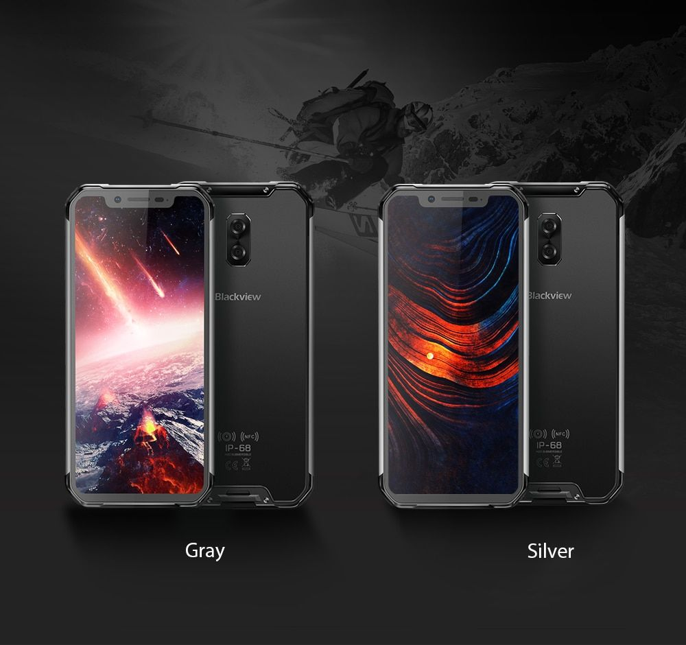 Blackview A Bv9600 Pro Helio P60 6 Gb 128 Gb Ip68 Impermeable