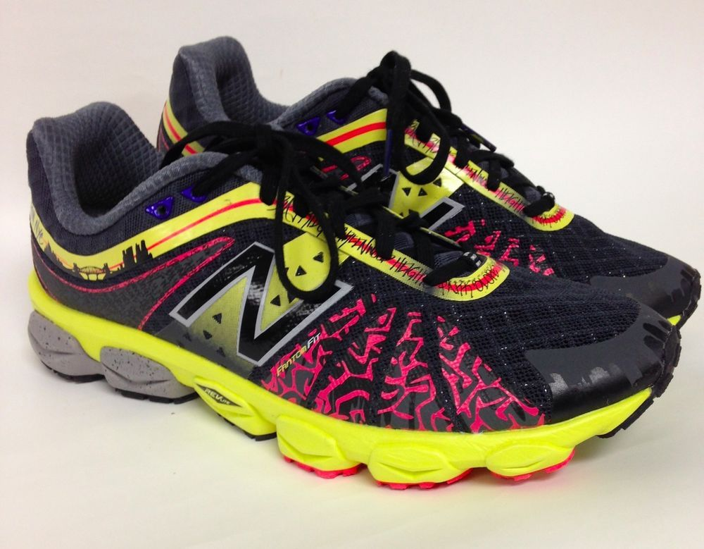 WIDE! Hot Pink, Black New Balance Run NY 890v4 Ltd Ed Running Shoes Size 8.5 2E #NewBalance #RunningCrossTraining