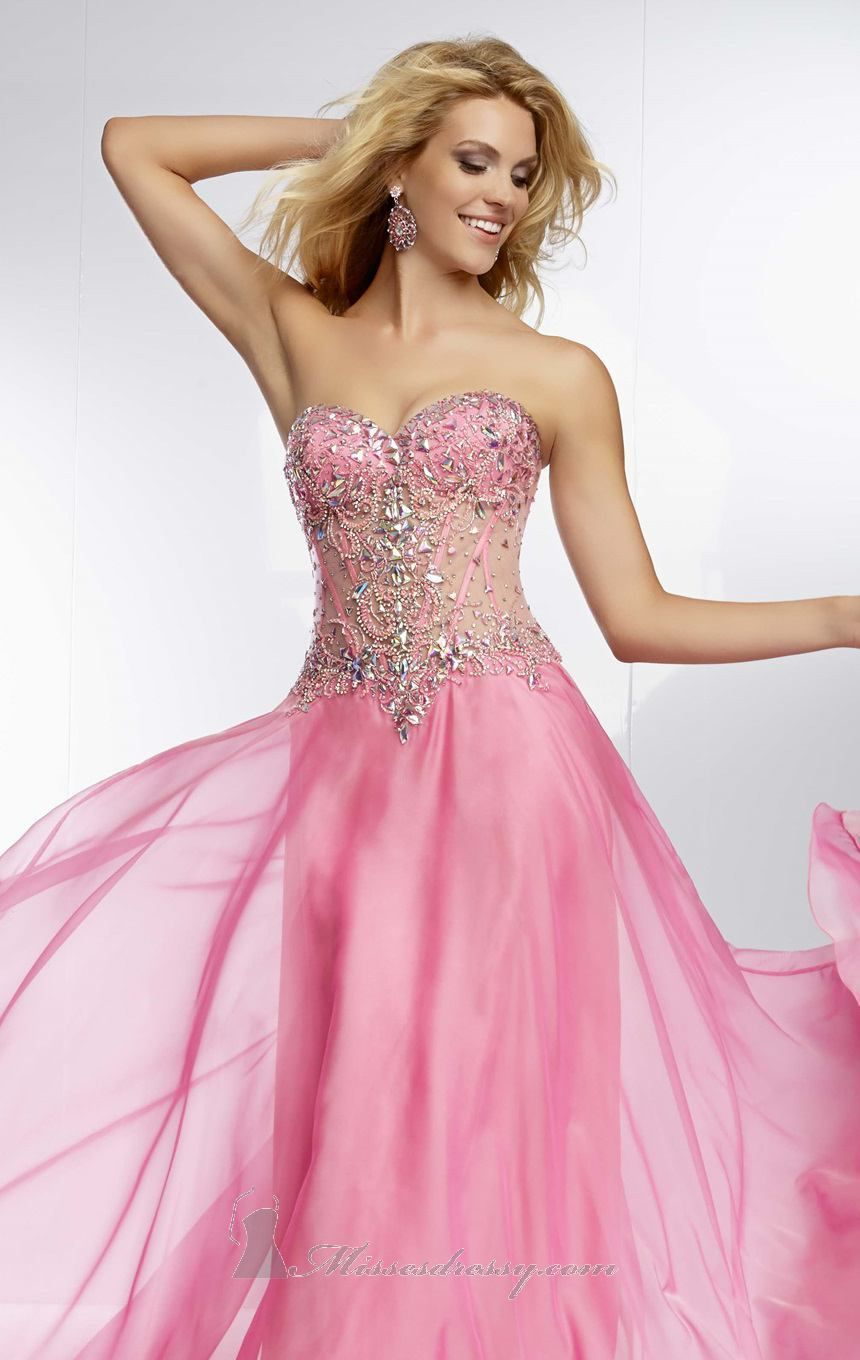 Mori Lee 95070 by Paparazzi by Mori Lee | Pretty in Pink | Pinterest ...