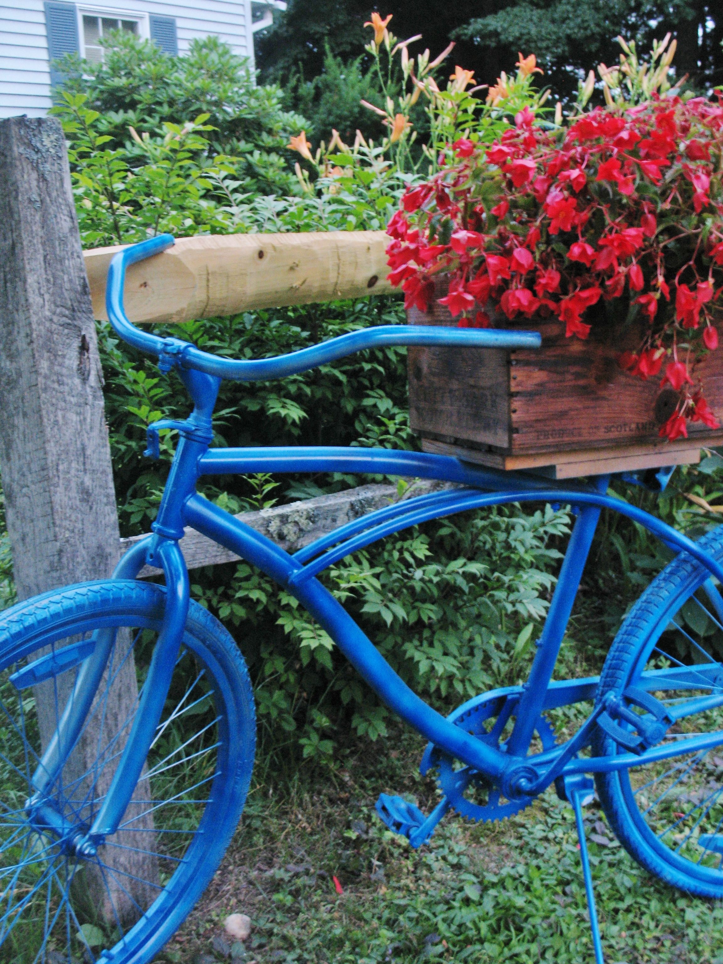 Uncategorized Bicycle Planters pin by darlyn walker on bicycle planters pinterest front yards planters