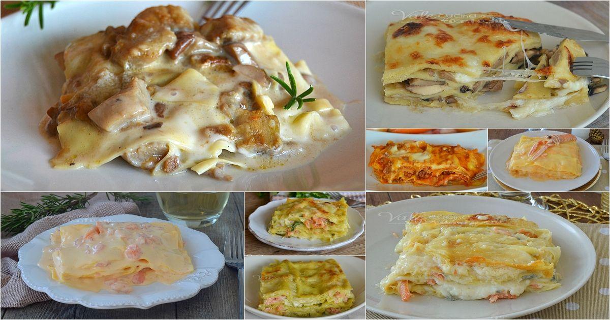 Ricette di lasagne le migliori dieci ricette di sempre for Migliori siti di ricette di cucina