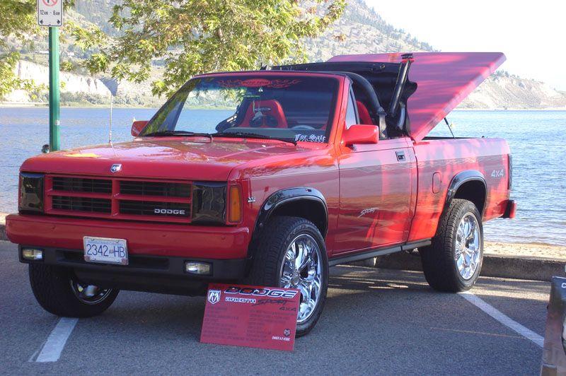 dodge dakota convertible NO RESERVE! 1990 Dodge Dakota