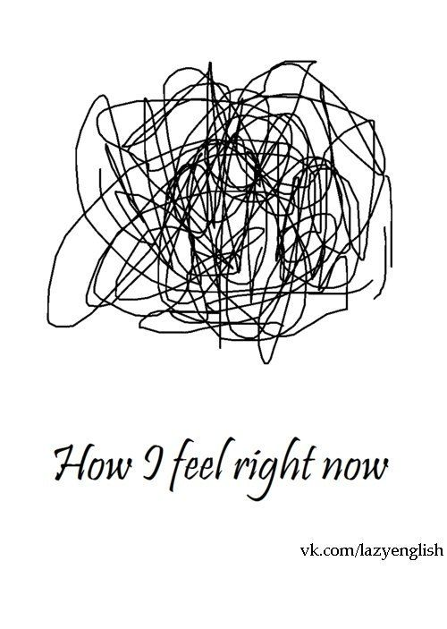 Confusion made simple!!!  Forgot what normal feels like so I'll just stay in a state of total confusion!!