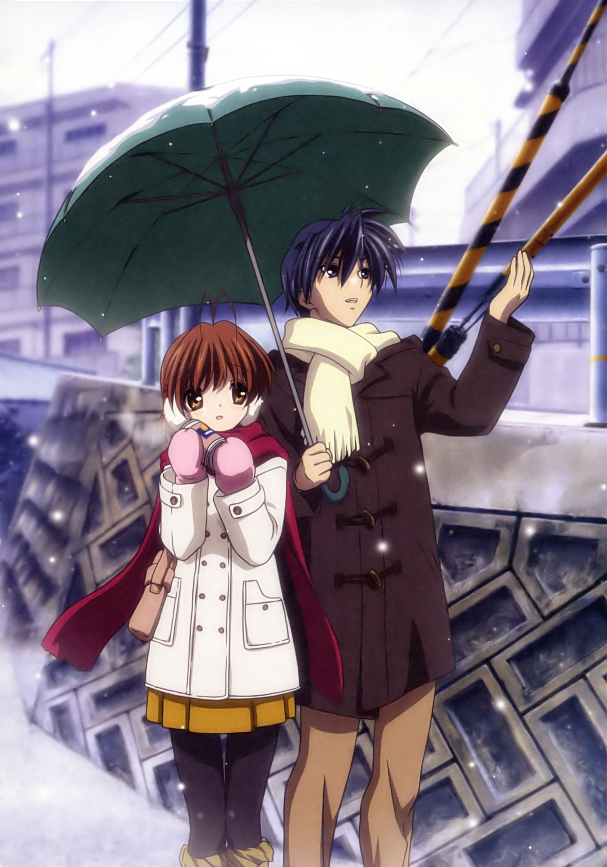 Anime Kage Com Clannad Clannad Anime Clannad After Story