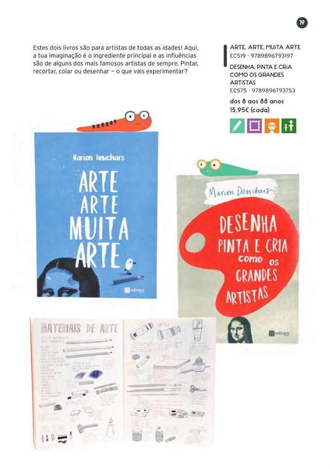 Catálogo de promoções de Edicare