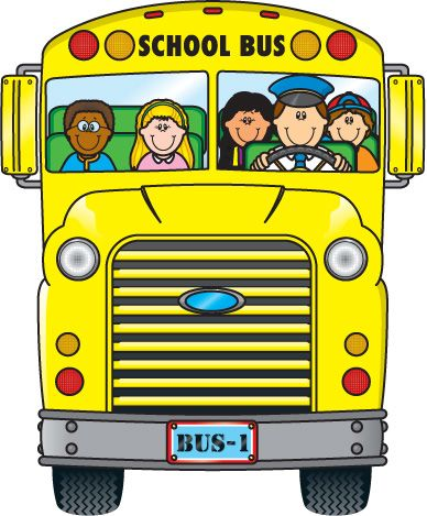 School bus back to. Free clipart short best