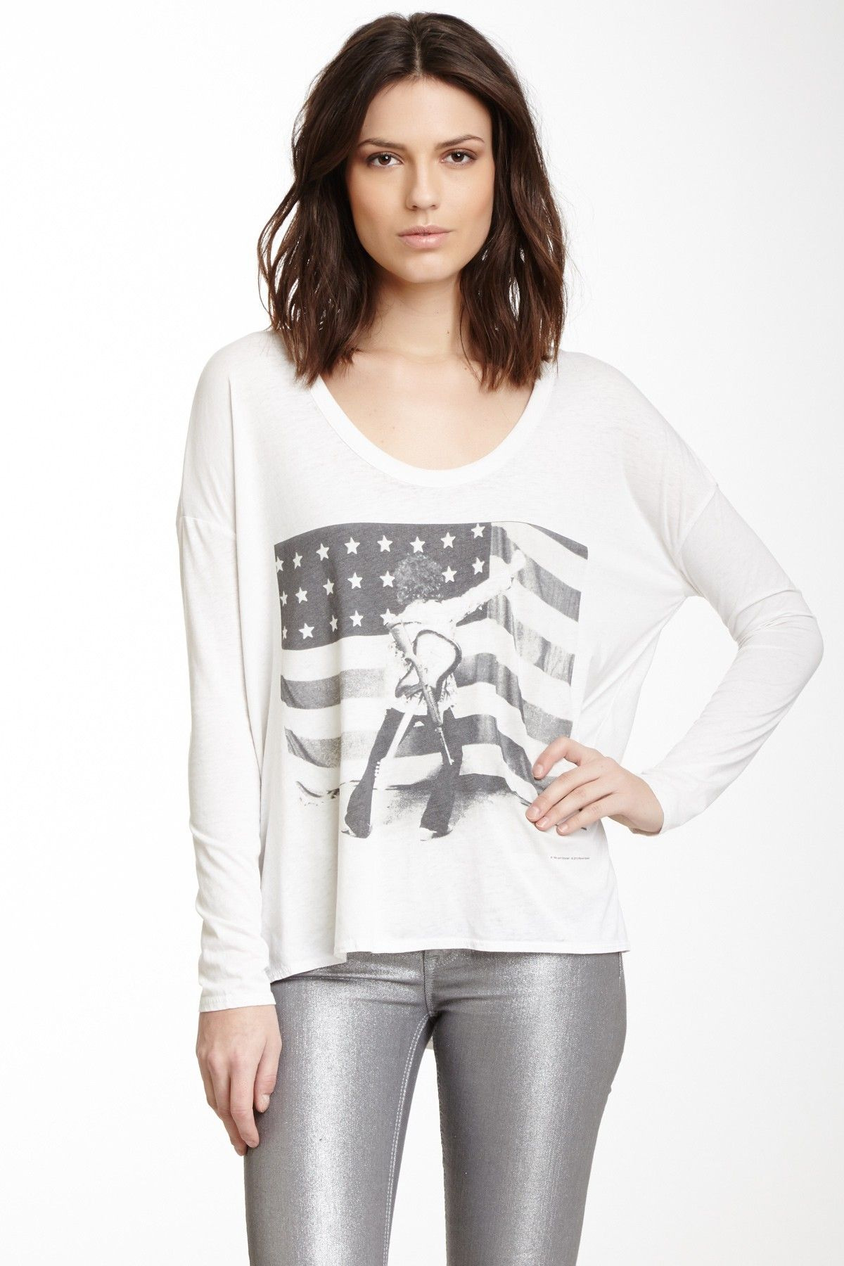 Boxy Flow Jersey Tee// Fashion, Casual chic style, Clothes