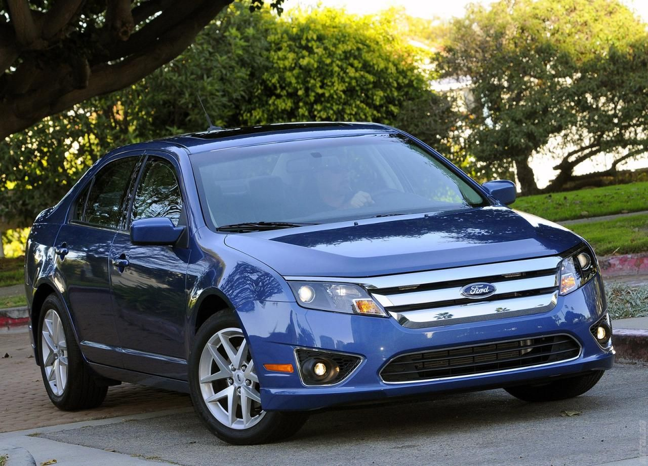 2010 Ford Fusion Ford Fusion Ford Car Model